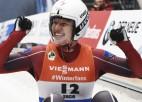 Aparjodei sezonas labākais rezultāts - piektā vieta Altenbergā