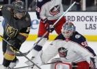 Merzļikins pret Aikelu: NHL turpinās balsojumu par sezonas lieliskākajiem notikumiem