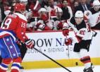 """NHL līdervienība """"Capitals"""" negaidīti izgāžas pret """"Devils"""""""
