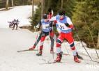 Sestdien Jaunatnes ziemas olimpiskās spēlēs startēs distanču slēpotāji, šodien slalomā cerības uz Ģērmani
