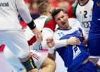 Pētersona Islandes izlase otrajā puslaikā sabrūk, olimpiskie čempioni dodas mājās