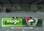 Video: Optibet hokeja līga: Mogo - Liepāja. Spēles ieraksts