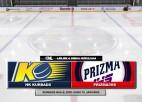 Video: Optibet hokeja līga: Kurbads - Prizma/IHS. Spēles ieraksts