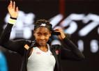 """Gofa iespaidīgi revanšējas """"Australian Open"""" čempionei Osakai"""