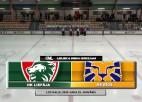 Video: Optibet hokeja līga: HK Liepāja - HS Rīga. Spēles ieraksts