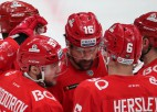 """Daugaviņš ar savu pirmo """"hat-trick"""" KHL sekmē rezultatīvu """"Spartak"""" uzvaru"""
