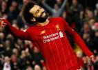 """Iespaidīgā """"Liverpool"""" grauj 4:0, Mančestras """"United"""" bezvārtu neizšķirts"""
