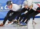Krūzbergs izcīna astoto vietu Pasaules kausa 1000 metru distancē