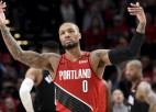 """Lilards: """"Ja NBA sezona tiks izspēlēta tikai pašu spēļu dēļ, es palikšu uz soliņa"""""""