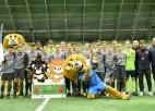 """""""Riga"""" FC akadēmija sakauj """"Manchester City"""" un """"Zenit"""", triumfējot """"Riga Cup"""""""