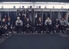 """Video: HK """"Rīga"""" cīņa par """"play-off"""": priekšā """"būt vai nebūt"""" izbraukuma spēles"""