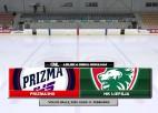 Video: Optibet hokeja līga: Prizma/IHS - HK Liepāja. Spēles ieraksts