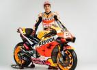 Pasaules čempions Marks Markess pagarina līgumu ar ''Honda'' uz četriem gadiem