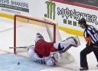 Video: Merzļikina akrobātika - NHL jocīgākajos momentos, figurē arī Bļugers