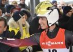 Cauce izcīna karjeras pirmo uzvaru Pasaules kausa posmā