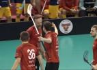 """Video: Valmiera aizraujošā spēlē uzvar Ulbroku un iekļūst """"play-off"""""""