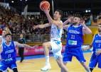 Pasaules kausa priekškvalifikācijā grūtas uzvaras Islandei, Kosovai un Albānijai