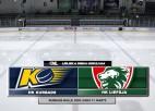 Video: Optibet hokeja līga: HK Kurbads - HK Liepāja. Spēles ieraksts