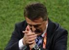"""Miris """"Atletico"""" izcilā 1996. gada arhitekts un arī """"Real Madrid"""" un """"Barcelona"""" trenējušais Antičs"""