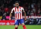 """Ar Covid-19 saslimis Madrides """"Atletico"""" aizsargs, Baltkrievijā pārcelts 1. līgas mačs"""