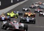 """""""Ferrari"""" paziņo par gatavību startēt """"IndyCar"""" čempionātā"""