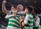 """""""Celtic"""" tiek atzīta par Skotijas pārtrauktās sezonas čempioni"""