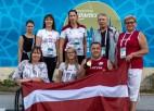 Latvijas Paralimpiskā komiteja iegūst ģenerālsponsoru