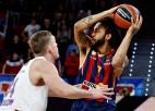 Maskavas CSKA šķiras no NBA spēlējušajiem Kufosa un Beikera