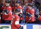 """""""Panthers"""" aizsargs Strolmans: """"Sezonas atsākšana – vai tas ir tā vērts?"""""""