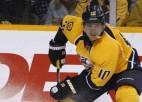 """Hokejista karjeru noslēdz ilggadējais Nešvilas """"Predators"""" uzbrucējs Erats"""