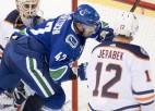 Iespēju nepiedalīties NHL sezonas turpinājumā izmantos seši hokejisti