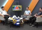 """Video: Virslīgas podkāsts: """"Futbolbumbas"""" kopā ar Žigu par sezonas startu"""