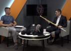 Video: Jurģis Liepnieks par sabiedriskajām attiecībām un savu hobiju - kendo