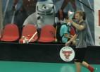 """Video: """"Latvian Open 2020"""" vīriešu Elites grupas finālā uzvar FBK """"Valmiera"""""""