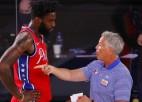 """No """"76ers"""" atlaists Brauns atkāpjas no Austrālijas izlases trenera amata"""