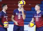 Vajadzīga uzvara: Latvijas volejbolistiem iespēja garantēt dalību Eiropas čempionātā