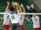 Volejbolisti turpinās cīņu EČ kvalifikācijā, šodien spēle ar spāņus apspēlējušo Moldovu