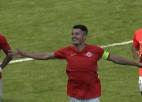 """Video: """"Spartaks"""" pamatlaika beigās izglābjas no zaudējuma pret """"Daugavpili"""""""