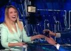 Video: Sporta televīzijas žurnāliste tiek bildināta tiešajā ēterā