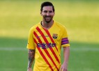 ''La Liga'' sākas ar ''Granada'' uzvaru, Mesi dodas laukumā ''Barcelona'' pārbaudes spēlē
