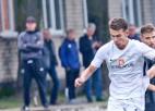 """Regžam pirmais """"hat-trick"""" Virslīgā, """"Daugavpils"""" paņem punktu pret """"Spartaku"""""""