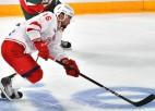 """Daugaviņam ceturtais punkts sezonā, """"Vityaz"""" zaudē Minskai"""