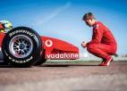"""Itāļu medijs prognozē Šūmahera kļūšanu par """"Alfa Romeo"""" pilotu"""