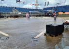 EČ turpināsies pludmales volejbola centrā Mārupē, organizatori cer atgriezties Jūrmalā
