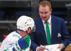 """""""Salavat Yulaev"""" Covid-19 dēļ paliek bez galvenā trenera un pirmās maiņas uzbrucēja"""