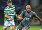 """""""Riga"""" iztur 89 minūtes pret vareno Glāzgovas """"Celtic"""" spiedienu"""