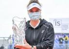 Svitoļina Strasbūrā izcīna sezonas otro un karjeras 15. WTA titulu