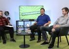 """Video: Futbolbumbas: Elvis Stuglis par maču pret """"Celtic"""", iešanu uzbrukumā un Kononovu"""
