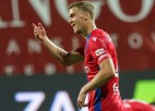 Gutkovskis nepiedalās 60 minūšu ilgā pārbaudes spēlē Polijā