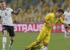 Vācijai beidzot pirmā uzvara Nāciju līgā, Andorai un Maltai garlaicīgs neizšķirts